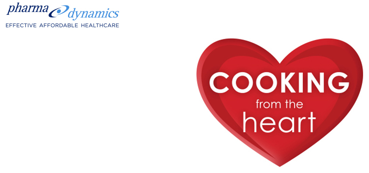 Cooking From The Heart Logo