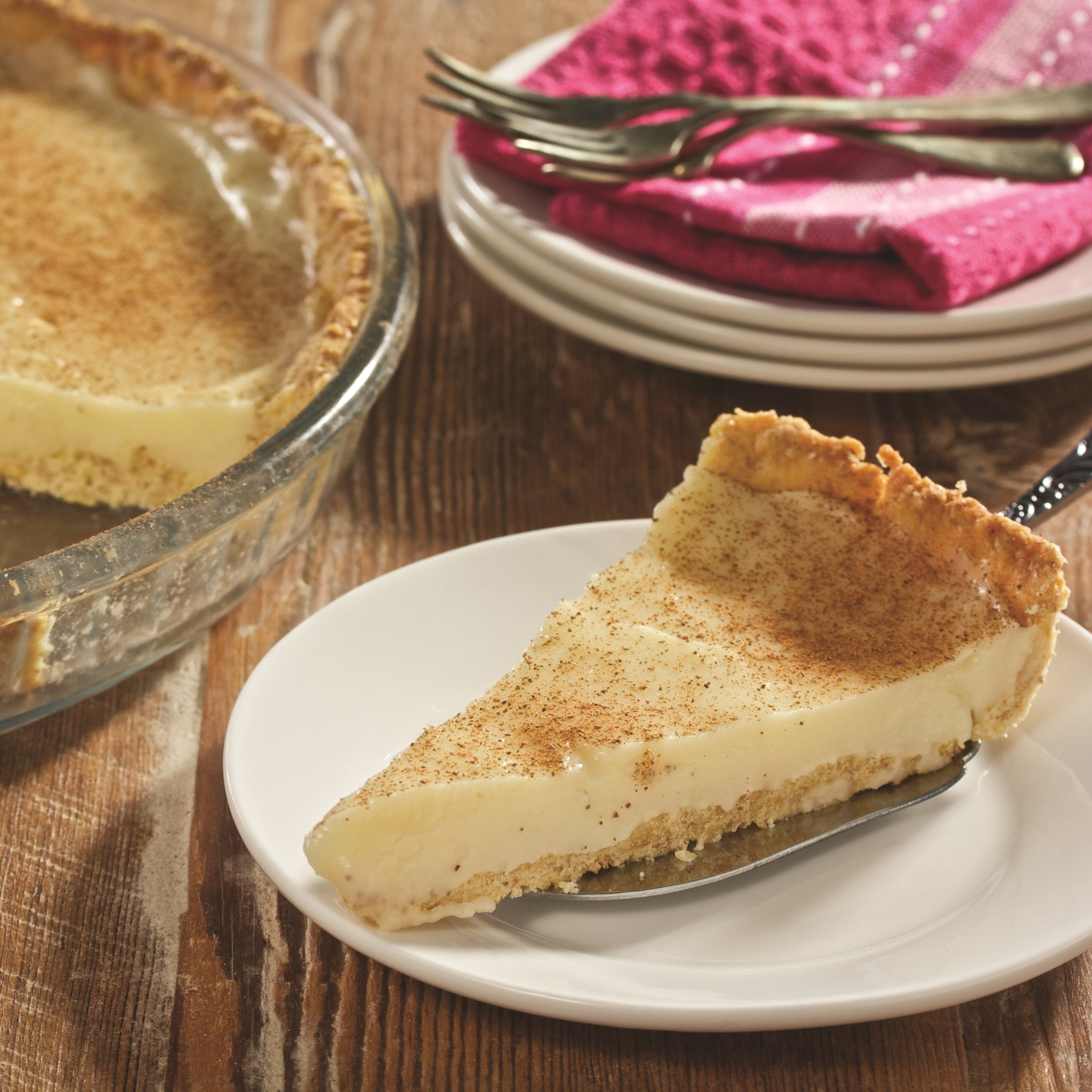 Milk Tart Cooking From The Heart